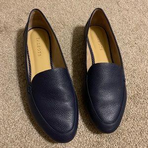 Talbots loafers Indigo Blue 8 1/2